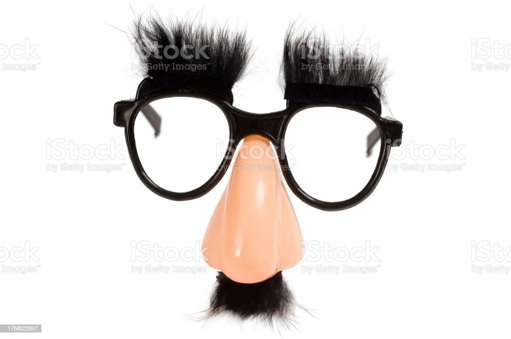 Humor Mask stock photo