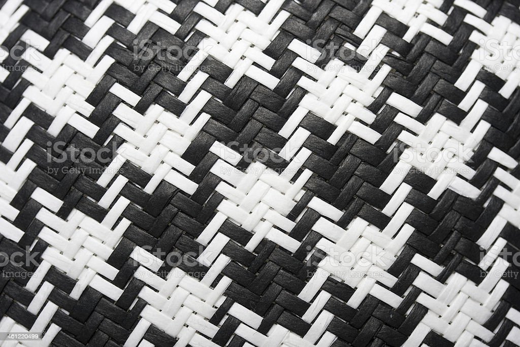 Hundstooth pattern background stock photo