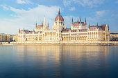 Hungarin Parliement Building - Budapest