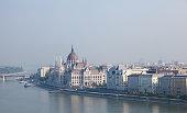 Hungary, Budapest, Hungarian Parliament Building