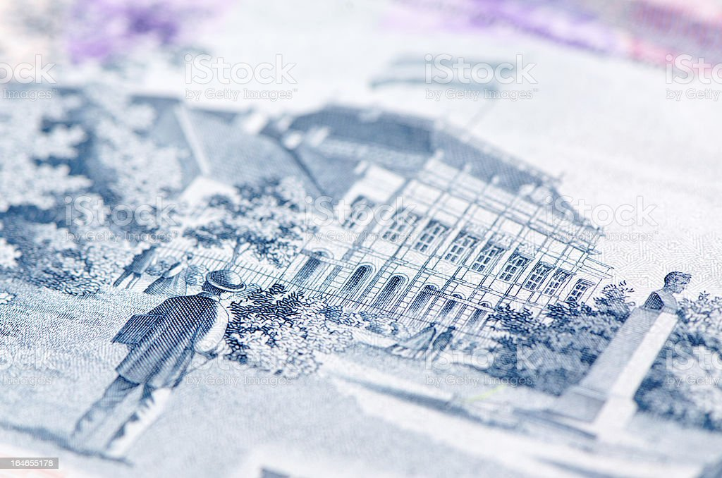 Hungary Currency stock photo