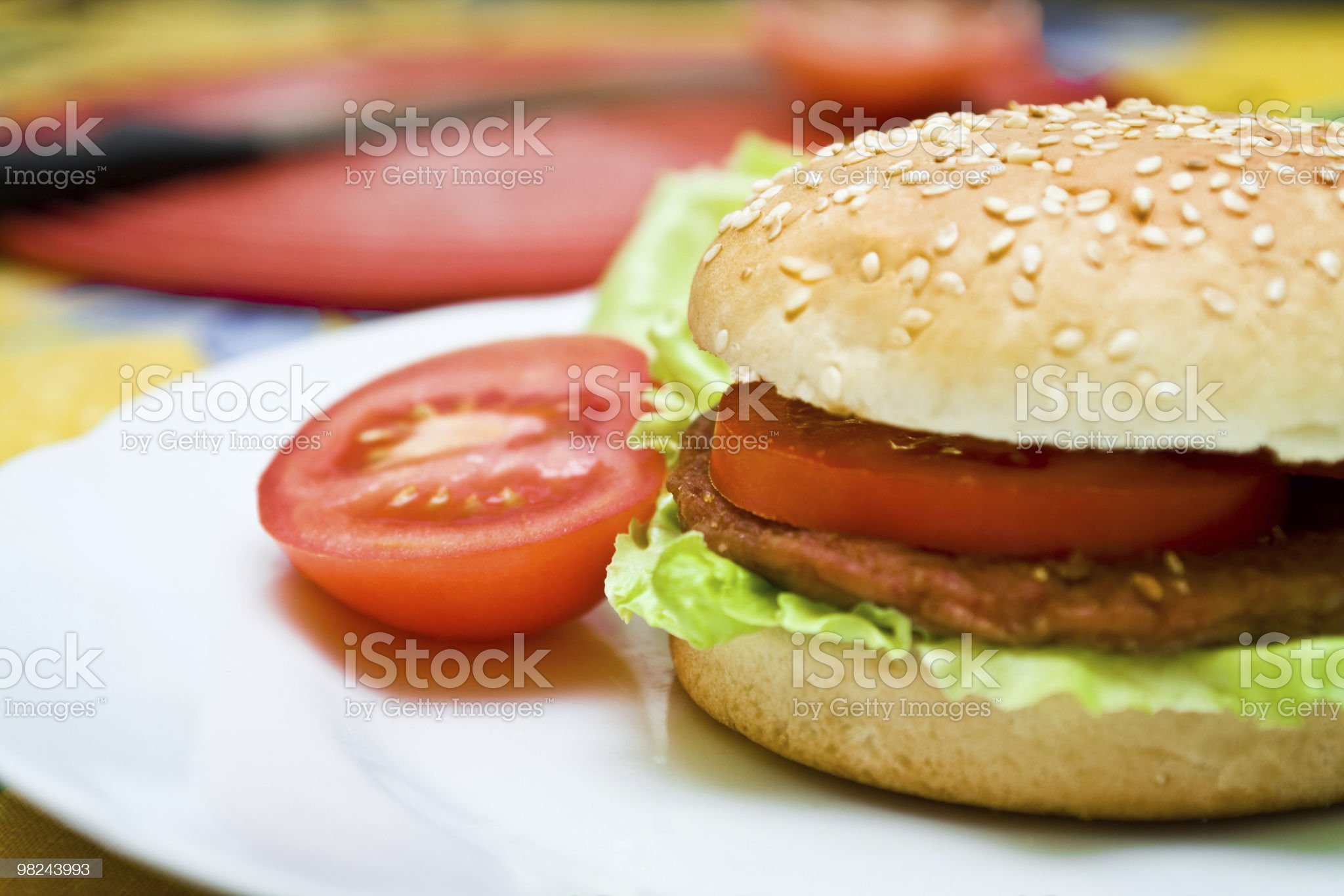 Hungry? royalty-free stock photo
