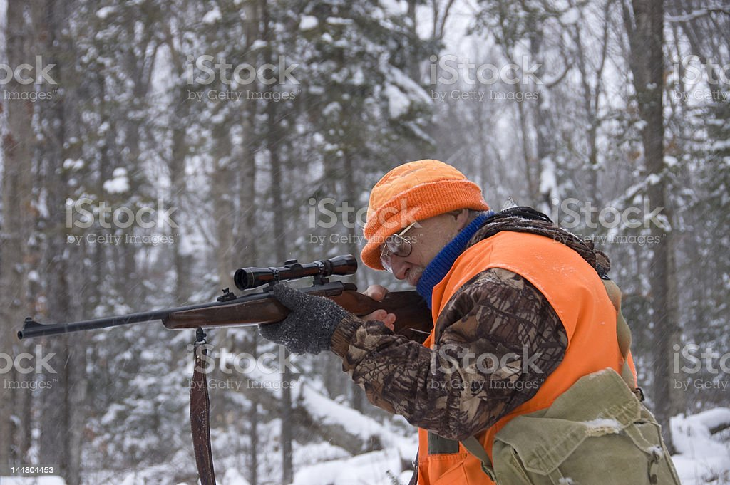 hunter season 3 stock photo