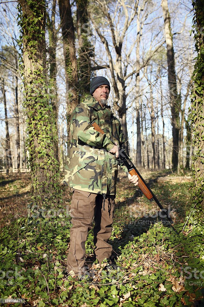 Hunting Season royalty-free stock photo