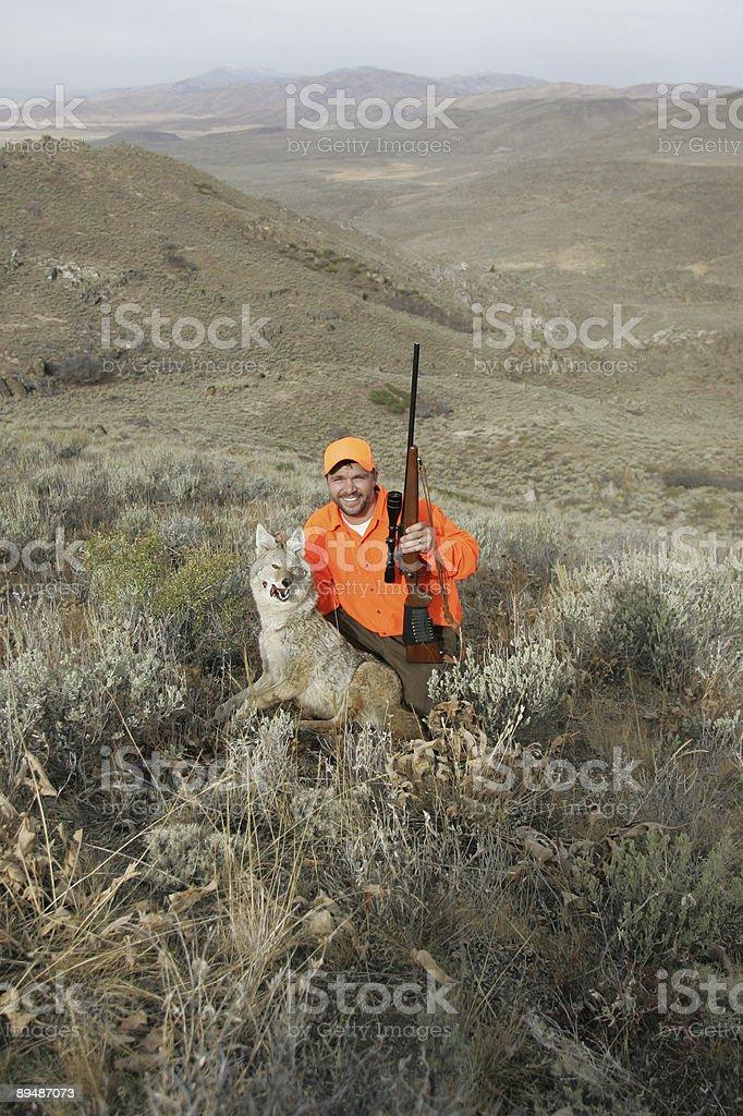 Hunting Series stock photo