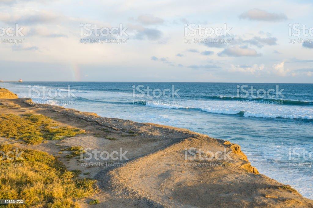Huntington Beach, Southern California stock photo