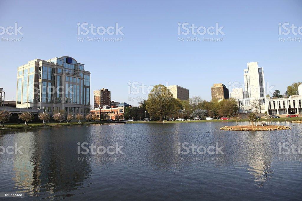 Huntsville  Alabama stock photo