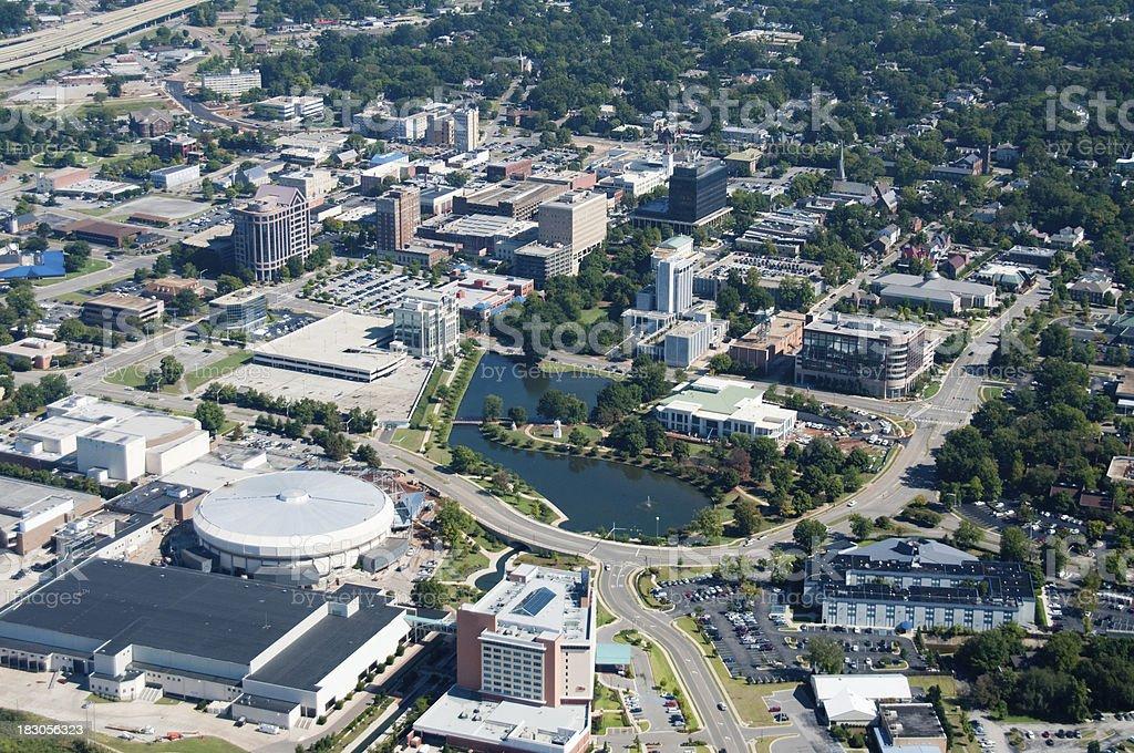 Huntsville, Alabama stock photo