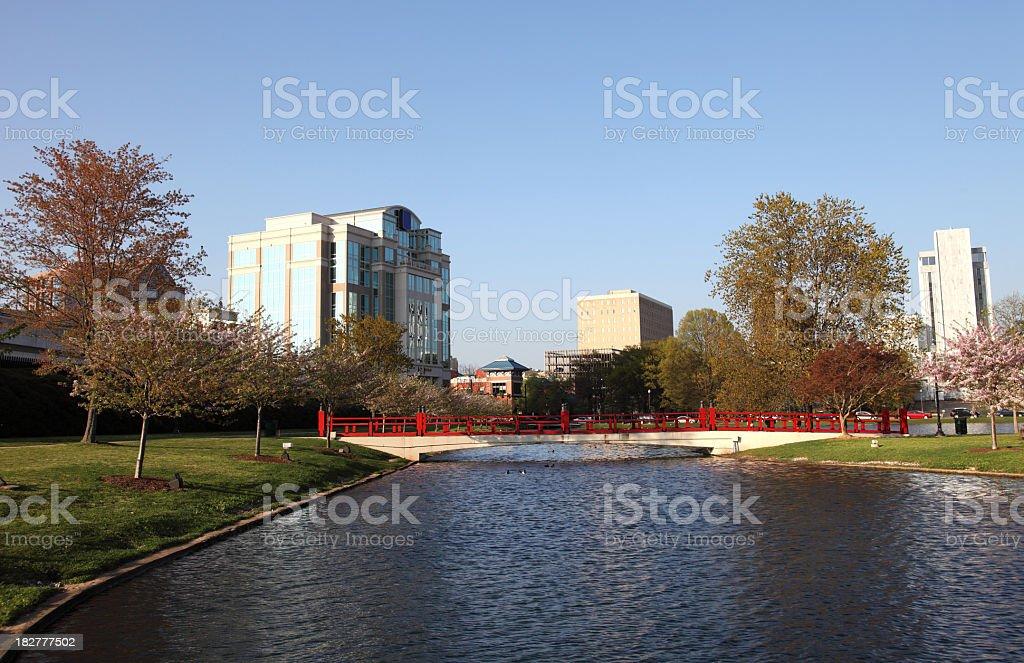 Huntsville stock photo