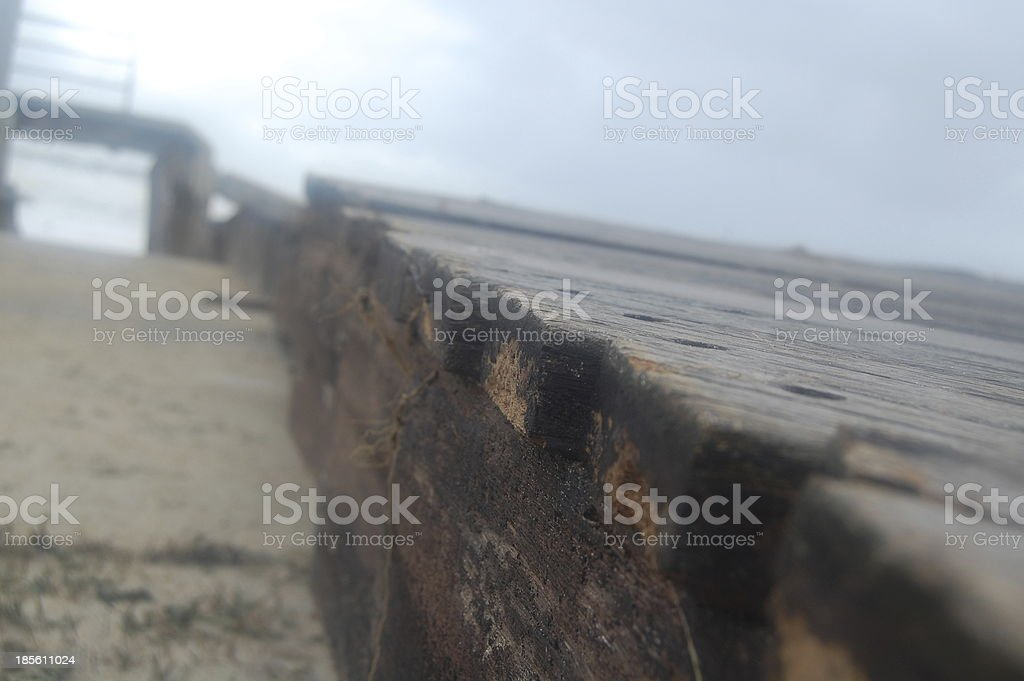 Hurricane Sandy Destruction (6) royalty-free stock photo