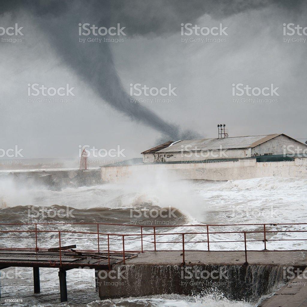 Hurricane - Storm
