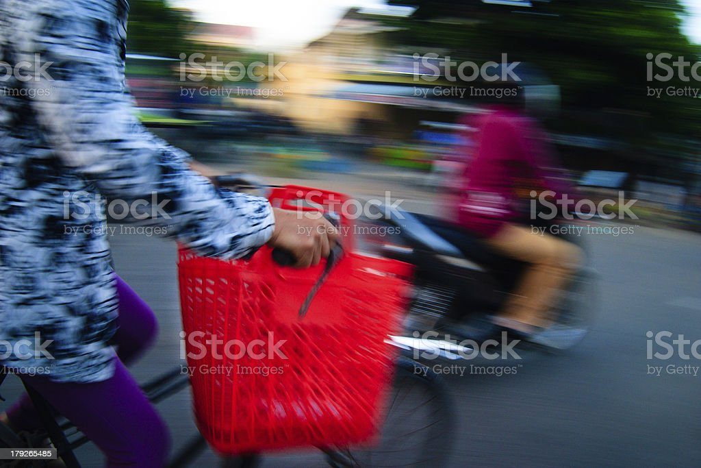 Hurry stock photo