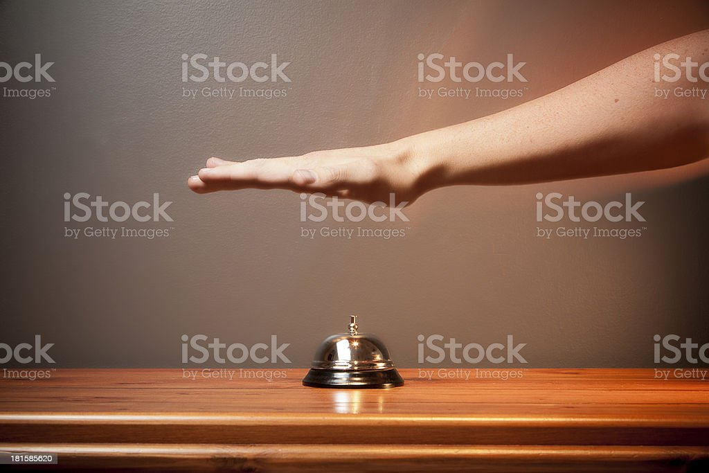Hurry up and help me! royalty-free stock photo