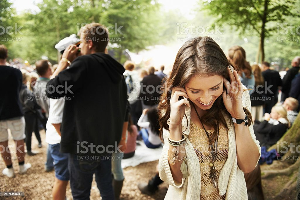 Hurry up! This place is awesome! stock photo
