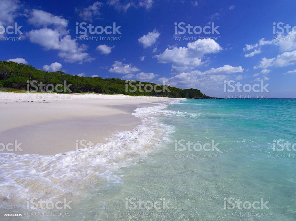 Hyams Beach royalty-free stock photo
