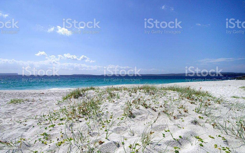 Hyams Beach royalty-free stock photo