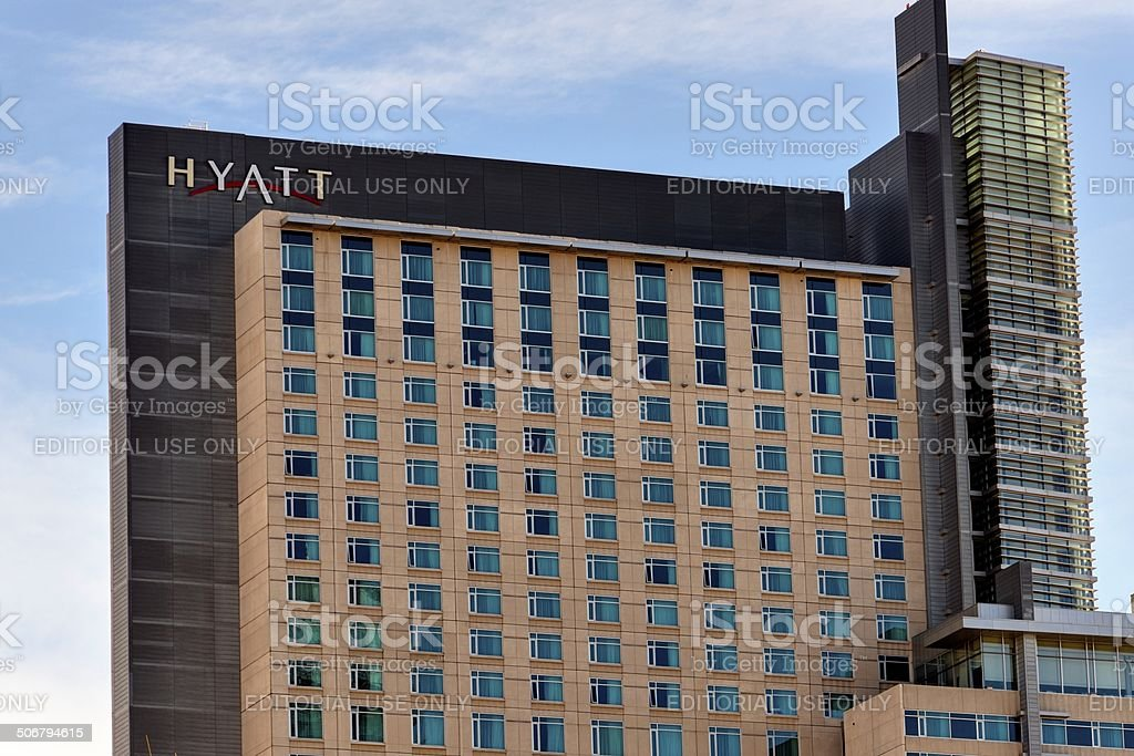 Hyatt stock photo