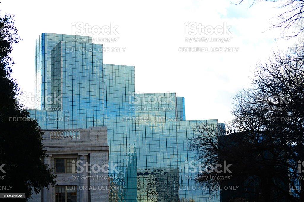 Hyatt Regency Dallas stock photo