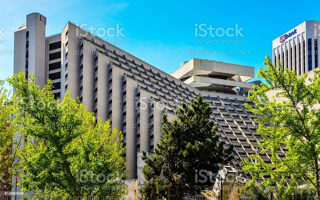 Hyatt Regency San Francisco stock photo