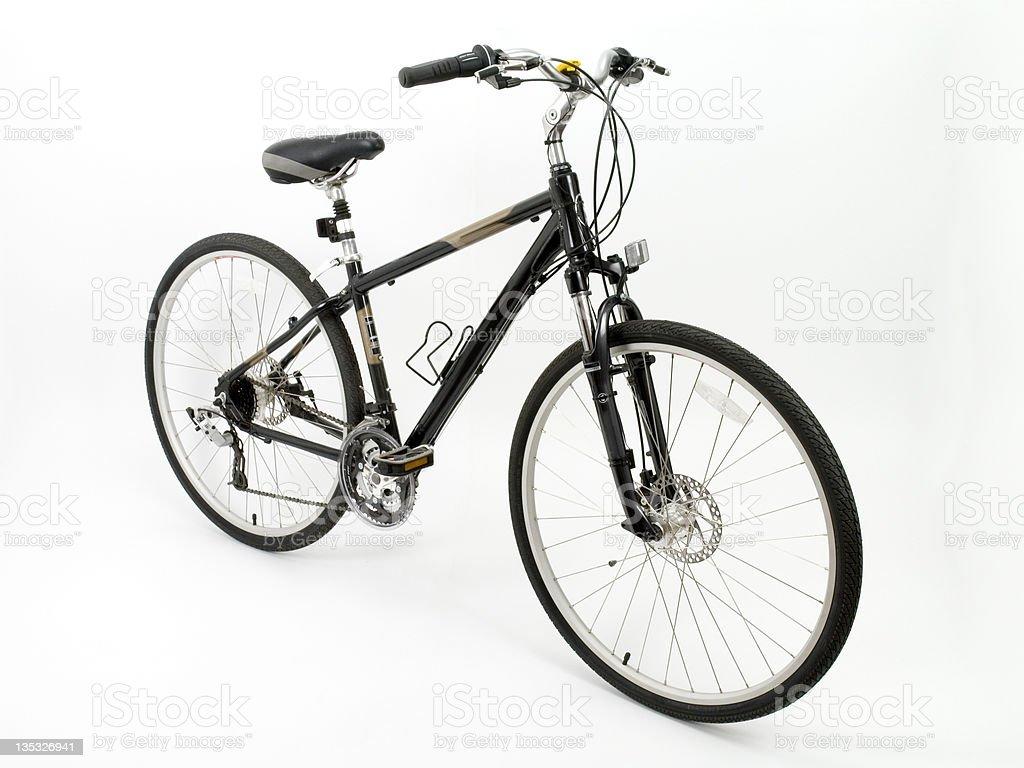 Hybrid Comfort Bike FS stock photo