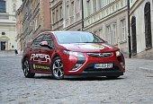 Hybrid vehicle Opel Ampera