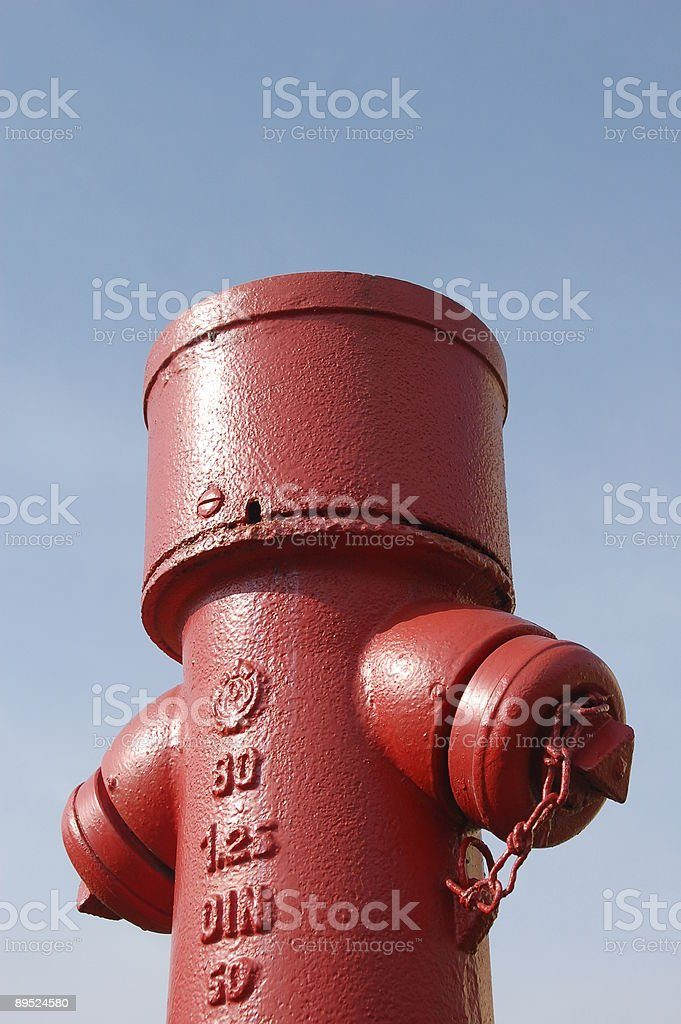 Hydrant royalty-free stock photo