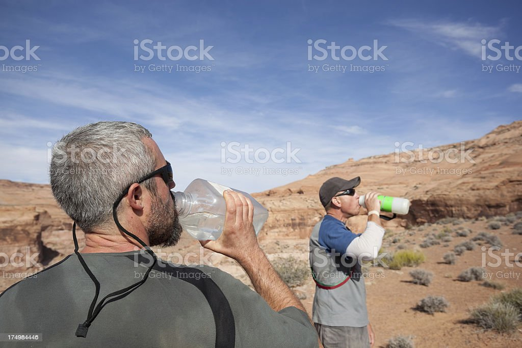 hydration stock photo