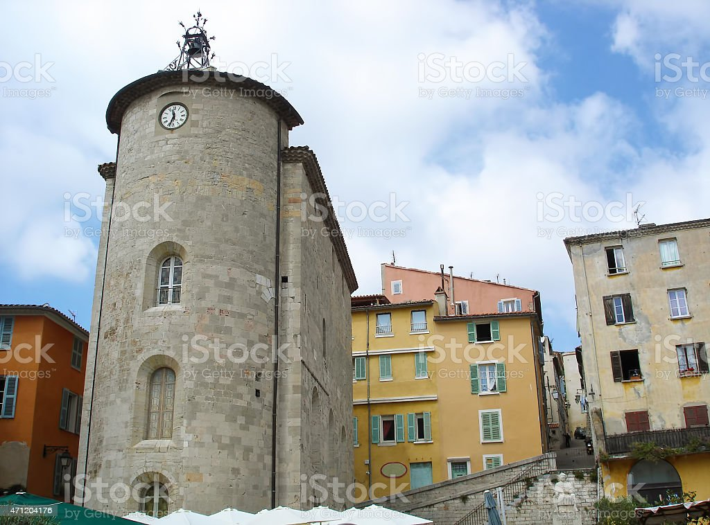 Hyeres stock photo