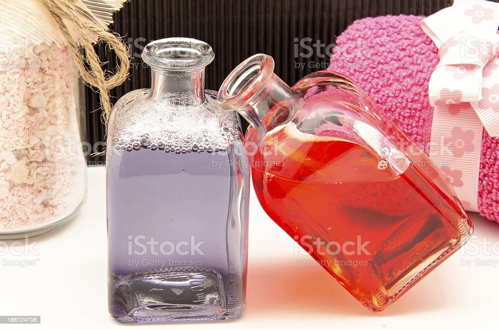 Hygiene and beauty royalty-free stock photo