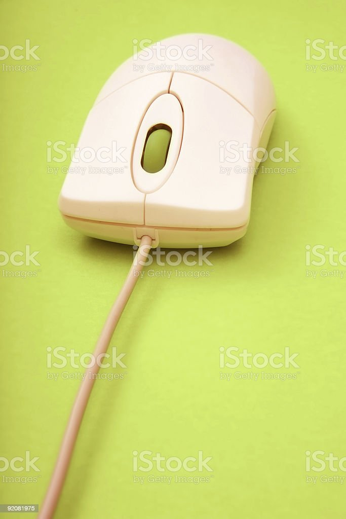 Hyper Mouse royalty-free stock photo