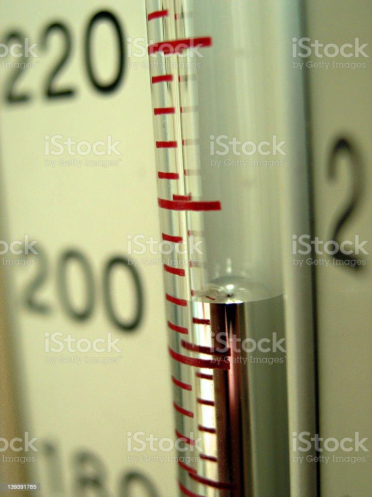 hypertension royalty-free stock photo