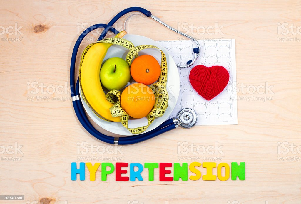 Hypertension stock photo