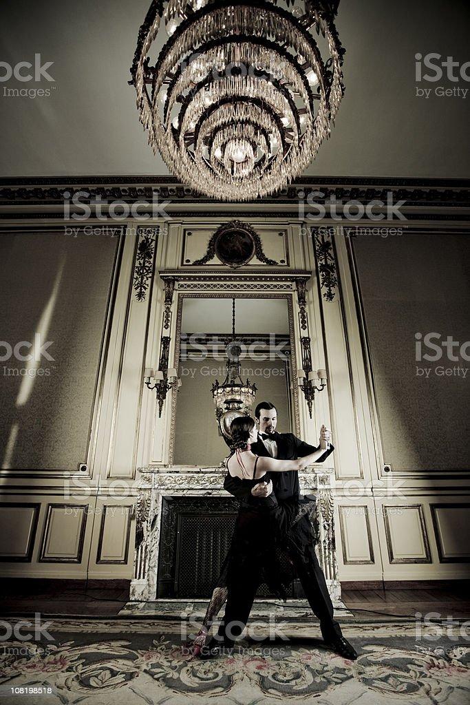 Hypnotic Tango royalty-free stock photo