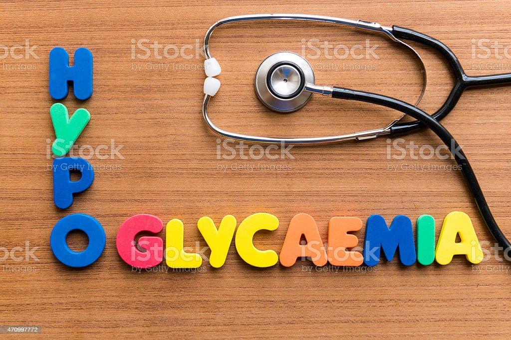 hypoglycaemia stock photo