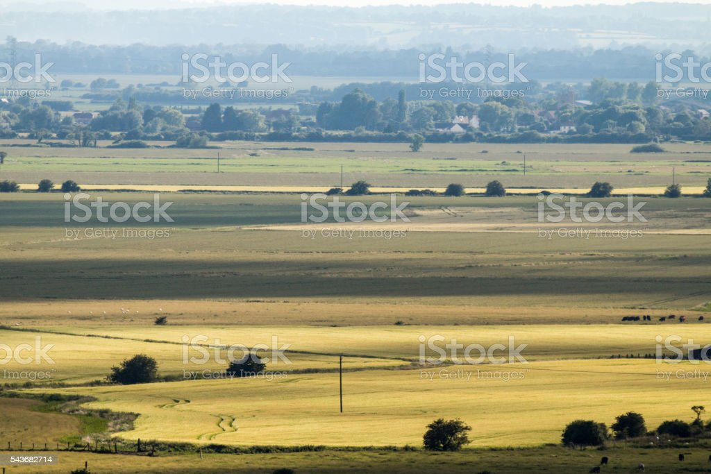Hythe in Kent, England stock photo