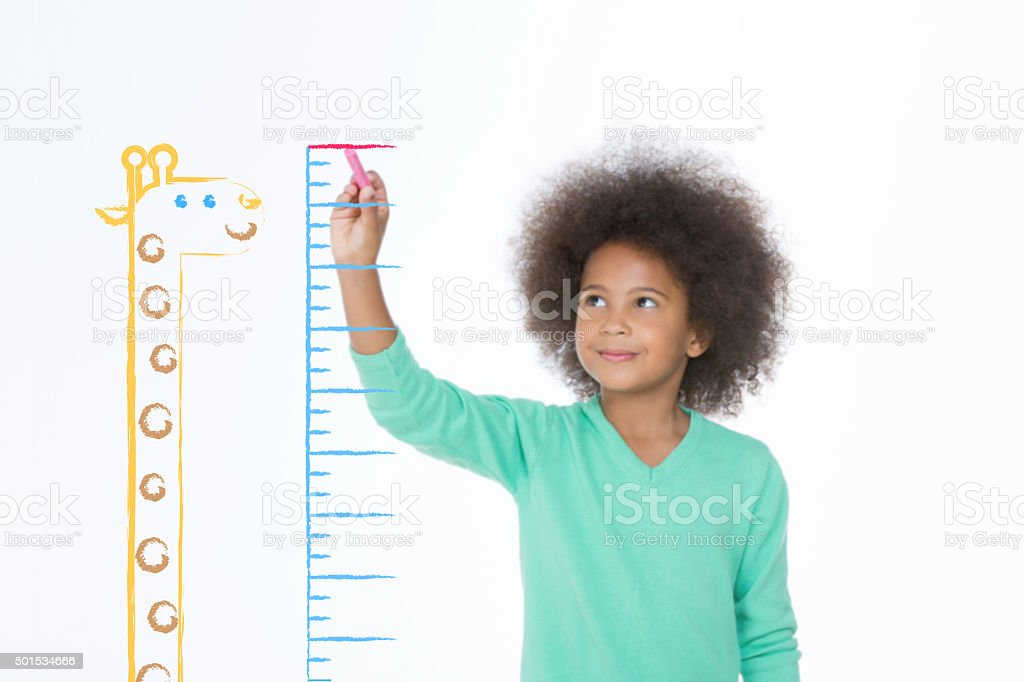 i am became so high! stock photo