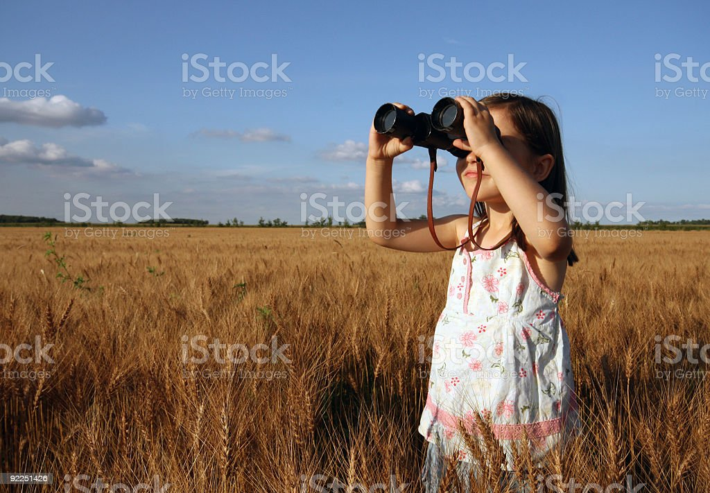 i can see it royalty-free stock photo