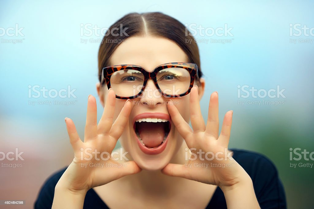 i have some news for you stock photo