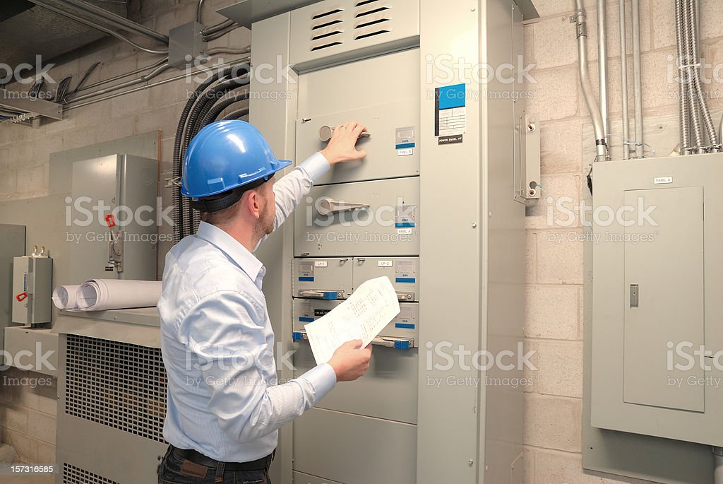 i hope this is the right switch stock photo