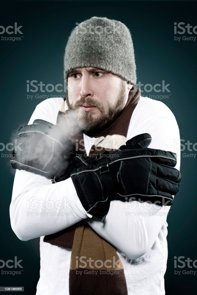 i see dead people stock photo