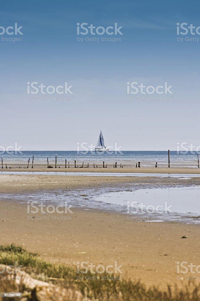 i'am sailing royalty-free stock photo