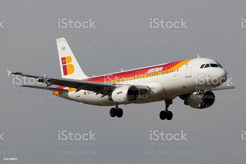 Iberia stock photo
