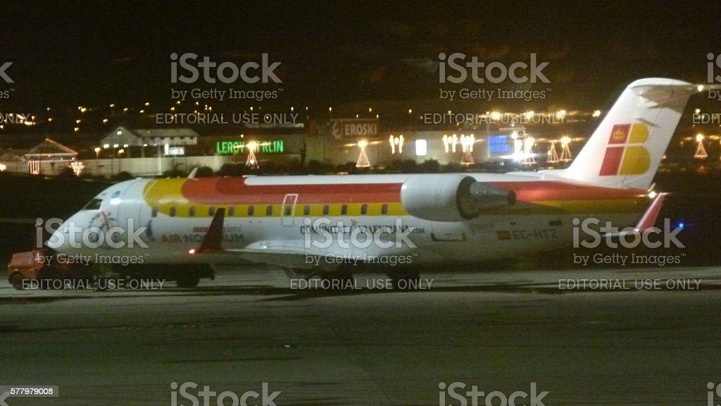Iberia regional stock photo