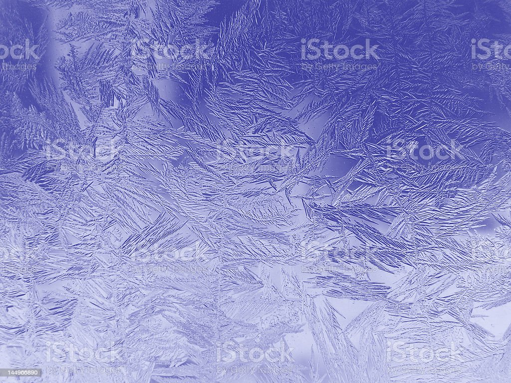 Ice abstraction royalty-free stock photo