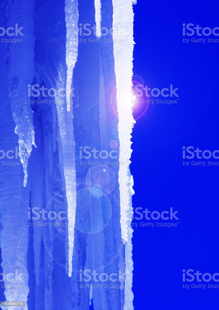 Eiszeit stock photo