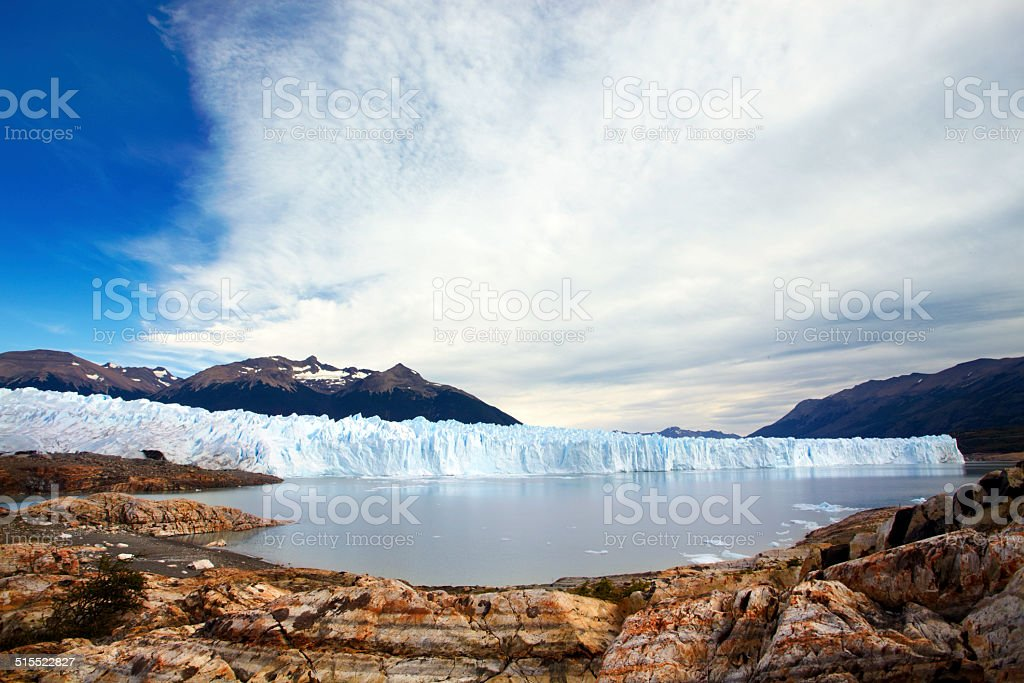 Ice and Fire stock photo