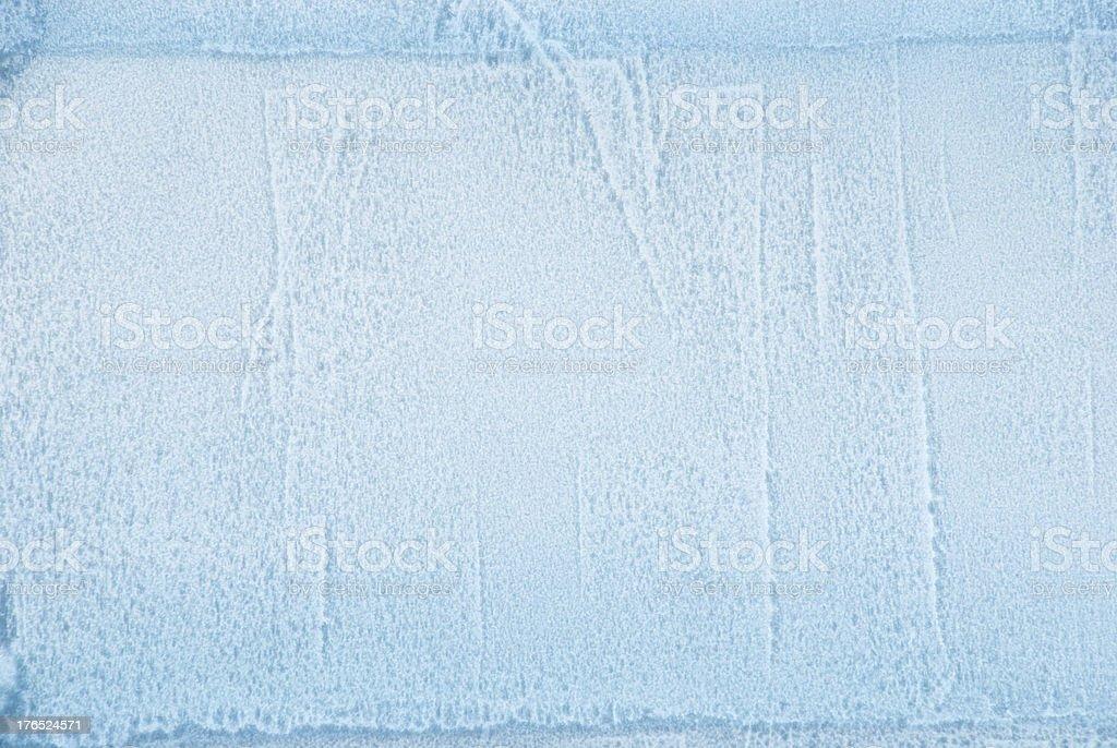 ice as texture stock photo