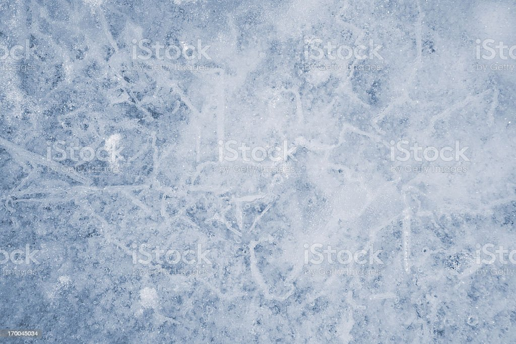 Ice Background royalty-free stock photo