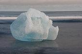 Ice Blocks at the Beach, Iceland