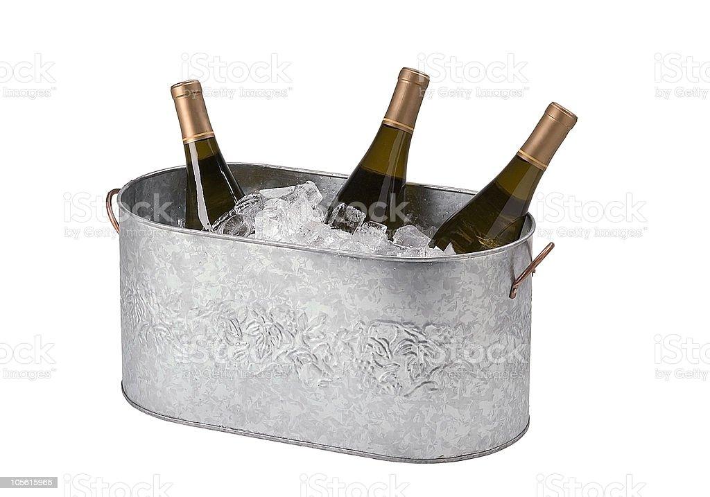 cubo de hielo foto de stock libre de derechos